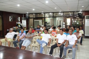 Palarong Bayan Meeting 2017